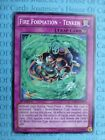 Fire Formation - Tenken CBLZ-EN072 Common Yu-Gi-Oh Card English 1st Edition New