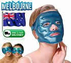 Full Face Cooling Mask Hot Cold Gel Pack Beauty Relax Medical Facial Skin Care