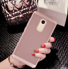 Luxury Slim Hard Back Case Shockproof Cover For Xiaomi 5 6 Redmi Note 4 4A 4X ZP