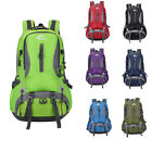 45L Outdoor Waterproof Camping Travel Backpack Sports Hiking Rucksack Bag New