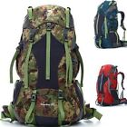 65L Outdoor Camping Hiking Mountaineering Climbing Backpack