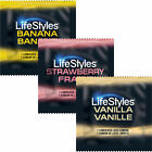 Lifestyles Lubricated Latex Bulk Condoms - Choose Style & Amount