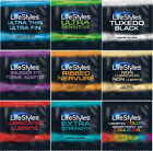 Lifestyles Lubricated Latex Bulk Condoms - Choose Style & Amount on eBay