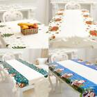 Christmas Disposable Cartoon Sticker Multi-function for Tablecloth DZ88