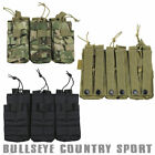 Kombat Modular Duo Treble Magazine Pouch for M 4/16 Mags Airsoft Army Cadet