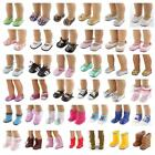 For 18'' American Girl Dolls Shoes Boots Sandal Dolls Clothes Clothing Dress Up