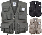 Travelers Multi-Pocket Fishing & Photography Vest