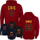 Cleveland Cavaliers Lebron James Jersey Mens Hoodie