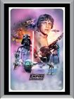 The Empire Strikes Back Art A1 To A4 Size Poster Prints $17.95 AUD