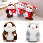 Adorable Toy Cute Pet Speak Talking Record Hamster Mouse Plush Kids Toys Gift