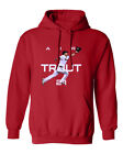 """Mike Trout Los Angeles Angels """"Air Trout"""" Baseball Mens & Youth Sweatshirt on Ebay"""