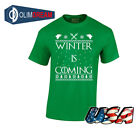 Winter Is Coming Ugly Merry Christmas T-Shirt Funny Party Shirt Xmas Gift