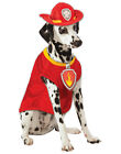 Paw Patrol Marshall Fire Medic Pup Dog Pet Halloween Costume