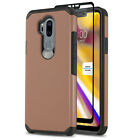 FOR [MOTOROLA MOTO G5S PLUS] PHONE CASE [PROTECH SERIES] SHOCKPROOF HYBRID COVER