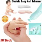 Electric Baby Nail Trimmer Cordless Infant Nail Filer Nail Clippers Polisher GR