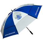 Premier Licensing Storm Tourvent Double Canopy Umbrella Official Football Golf