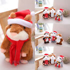 Cute Talking Nod Hamster Mouse Record Chat Mimicry Pet Plush Toy Christmas Gift