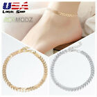 Fashion Jewelry Simple Style Geometric Figure Anklet Ankle Bracelet For Ladies