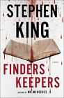Finders Keepers by Stephen King (No Dust Jacket)