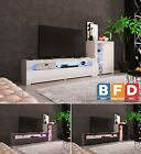 Modern Living room Furniture Set TV Bench TV Stand Sideboard Cabinet Cupboard