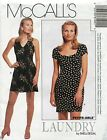 McCall's Sewing Pattern 8190 Laundry by Shelli Segal Misses' Lined Dresses