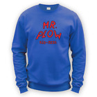 Mr Plow Sweater -x8 Colours- Gift Present Funny Truck TV Snow Prop Meme