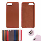 New OEM Ultra-Thin Slim PU Leather Back Cover Case For iPhone 6 / 6S 7 / 7 Plus