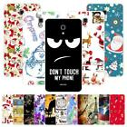 For Alcatel One Touch Pixi 4 6.0 3G Christmas Soft TPU Case Cover 2018 New Year