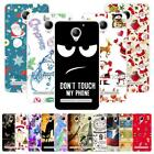 For Lenovo Vibe C2 Power C2 K10a40 Christmas Soft TPU Case Cover 2018 New Year