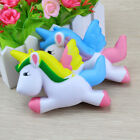 Unicorn Jumbo Slow Rising Squishies Scented Charms Kawaii Squishy Squeeze Toys
