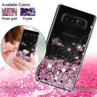 For Samsung Galaxy Note 9 / Note 8 Case Glitter Liquid Quicksand TPU Phone Cover