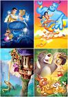 DISNEY CLASSIC MOVIE POSTER WALL ART CANVAS PICTURE PRINT VARIOUS SIZES