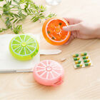 Weekly Pill Case Medicine Storage plastic container Box for 7 Day Tablet Sorter