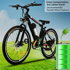 36V Electric Folding Mountain Bike, 3 Types Mag Wheels With Lithium Battery