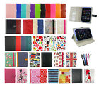 Stylish Wallet Case Cover Folio Fits Tiptiper 7 Inch Tablet PC