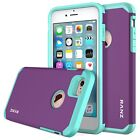 For iPhone 6 Plus / iPhone 6S Plus Case, Shockproof Case + Screen Protector