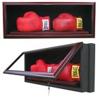 2 BOXING GLOVE DISPLAY CASE - HANDCRAFTED IN THE USA!