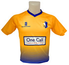 Mansfield Town Official Home Football Shirt 2017 / 2018 Season