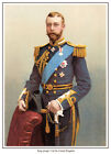 KING GEORGE V OF THE UNITED KINGDOM PRINT. AVAILABLE ON CANVAS, TOO