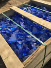 Glasbrocken Royal blue Glass Rocks 40/80 mm Königsblau 5 kg bis 100 kg