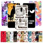 For Nokia 6 2017 Christmas Hard PC Case Cover 2018 New Year Stocking Strips Love