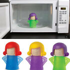Microwave Cleaning Oven Steam Cleaner Disinfect Household Kitchen Angry Mom