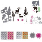 Metal Cutting Dies Stencil Scrapbooking Album Paper Card Embossing Photo Craft