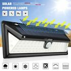 90LED Solar Power Wall Light Motion Sensor Outdoor Garden Security Lamp 3 Mode
