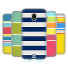 HEAD CASE DESIGNS STRIPES COLLECTION SOFT GEL CASE FOR SAMSUNG GALAXY J3 (2017)