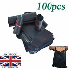 Black Plastic Mailing Postal Poly Postage Packing Posting Bags ALL SIZES Strong
