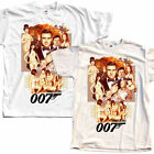 James Bond: Agent 007 V1, movie poster, T-Shirt (WHITE) All sizes S to 5XL $23.79 CAD on eBay
