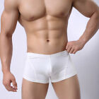 Men's Underwear Boxer Briefs Bulge Pouch Trunks Shorts Underpants Pants jk1