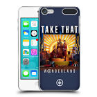 OFFICIAL TAKE THAT WONDERLAND HARD BACK CASE FOR APPLE iPOD TOUCH MP3