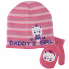 Chili Peppers Toddler Girls Winter Gripper Sets